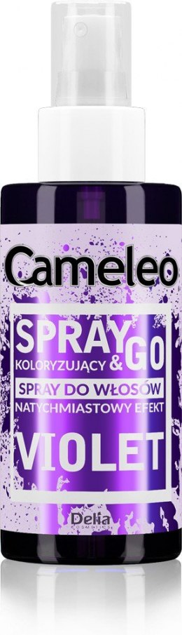 DELIA*CAMELEO Spray&Go FIOLET spray kolor.150ml