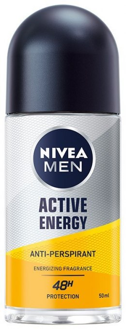 NIVEA*DEO Roll-on męski ACTIV ENERGY 95662&