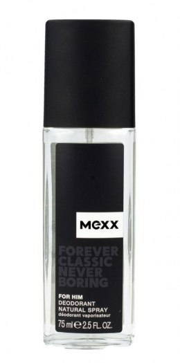 Mexx Forever Classic Never Boring for Him Dezodorant naturalny spray 75ml