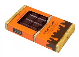 I Heart Revolution Chocolate Mini Paletka cieni do powiek (8) Choc Orange 2.7g