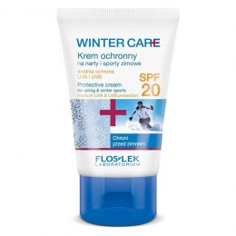 Floslek Winter Care Krem ochronny na sporty zimowe SPF20 50ml
