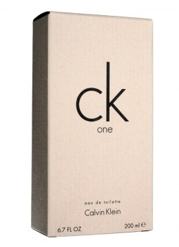 Calvin Klein CK One Woda toaletowa 200ml