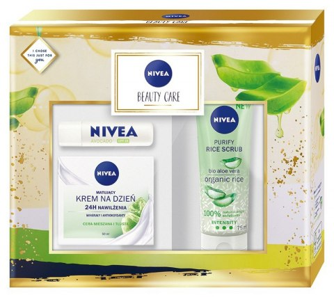 NIVEA*ZEST ŚW 2020 Woman Beauty Care