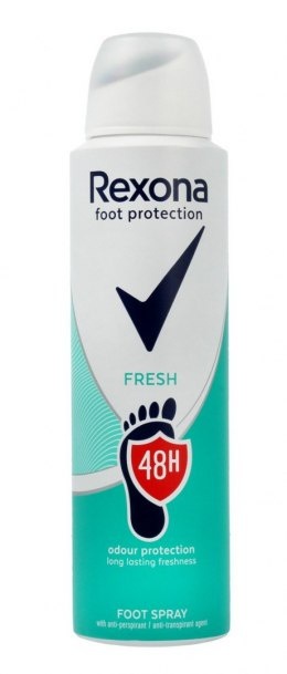 Rexona Foot Protection Dezodorant spray 48H do stóp Fresh 150ml