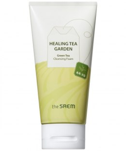 SAEM Healing Tea Garden Green Tea Cleansing Foam