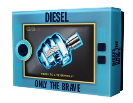 SEL*ZEST DIESEL ONLY THE BRAVE 75ML+35ML