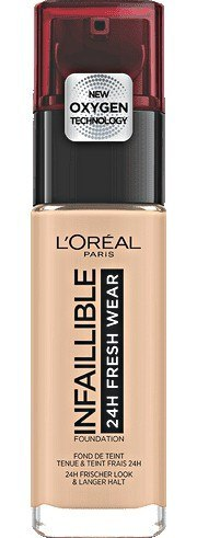 Loreal Podkład Infallible 24H Fresh Wear nr 100 Linen 30ml