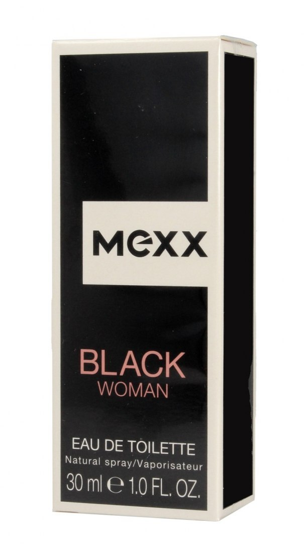 Mexx Black Woman Woda toaletowa 30ml