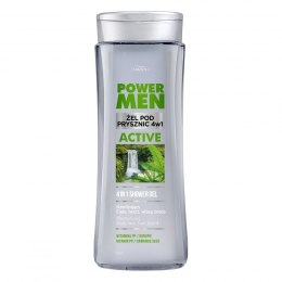 JOANNA*POWER MEN żel p/pr.4w1 300ml