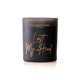 Revolution Beauty Świeca zapachowa Lost My Head 200g