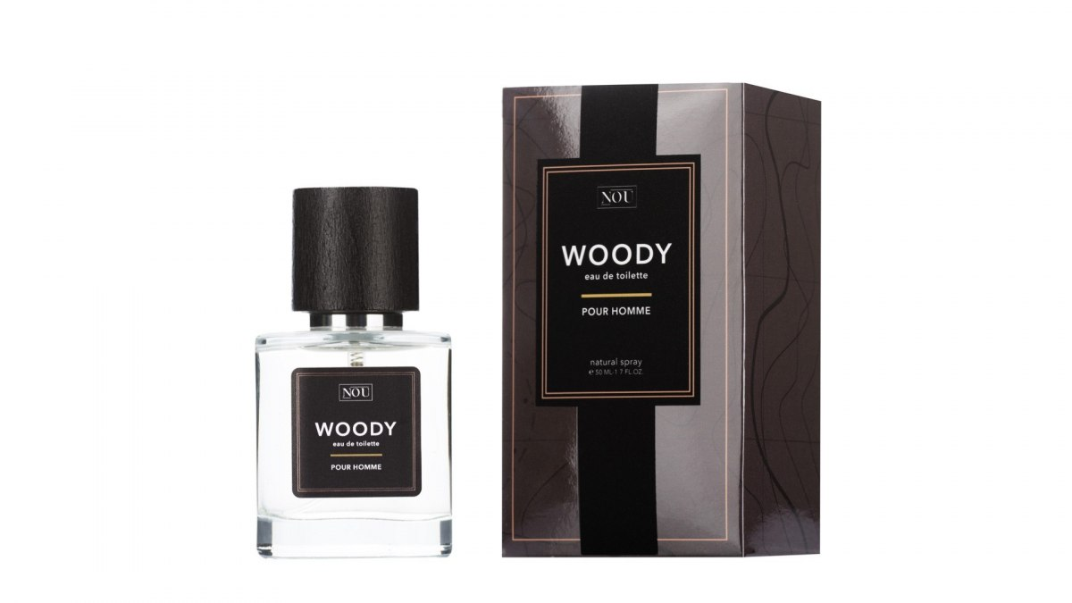 ASCO*NOU MAN Edp 50ml Woody