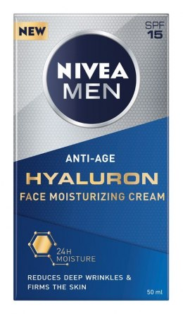 NIVEA*MEN Krem 50ml Active Age DNA-ge 83969 new