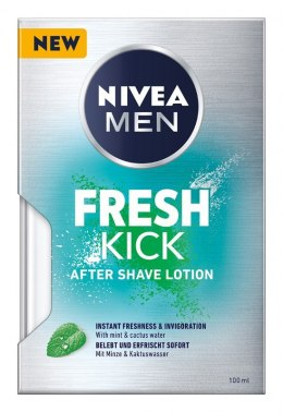 NIVEA*MEN Woda p/goleniu FRESH KICK 81380