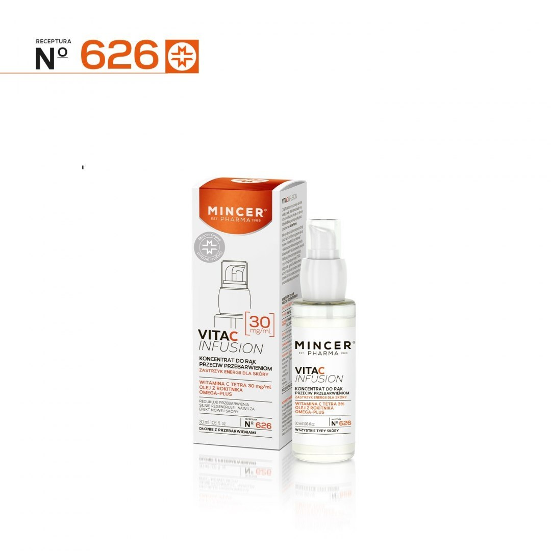 ELFA*MPH VitaC 626 koncentrat do rąk 30ml