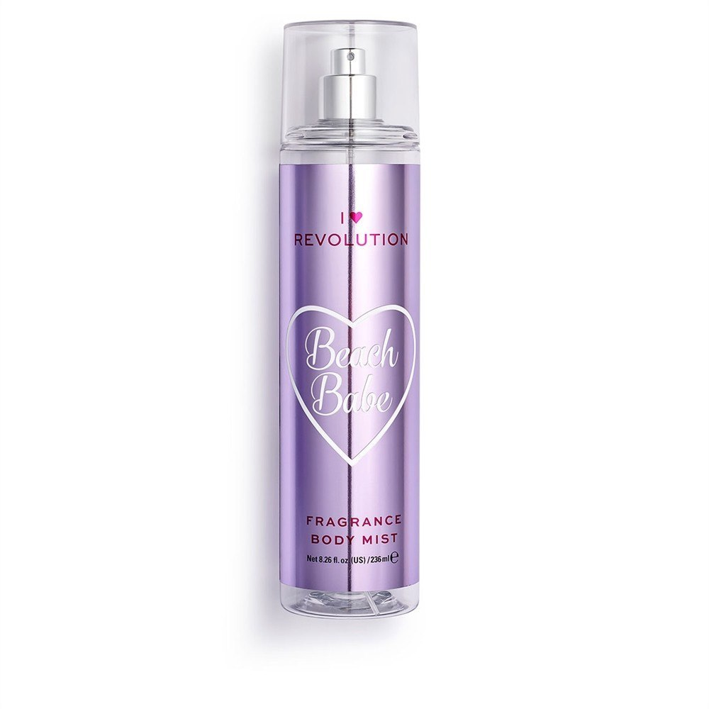 I Heart Revolution Fragrance Body Mist Mgiełka perfumowana do ciała Beach Babe 236 ml