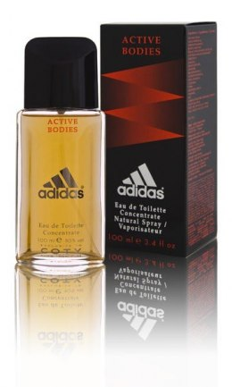 Adidas Active Bodies Woda toaletowa 100ml spray