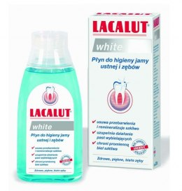 Lacalut Płyn do płukania ust White 300ml