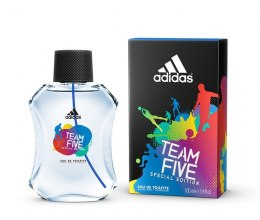 Adidas Team Five Woda Toaletowa 100 ml