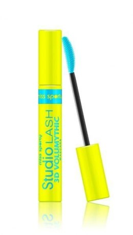 Miss Sporty Maskara do rzęs Studio Lash 3D Volumythic czarna 8ml