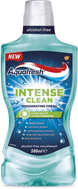Aquafresh Płyn do ust Intense Clean Invigorating Fresh 500ml