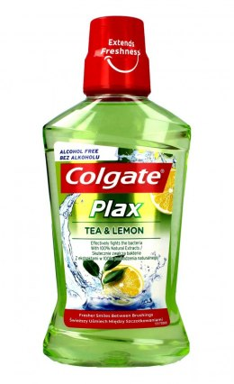 Colgate Płyn do płukania ust Plax Tea & Lemon 500ml