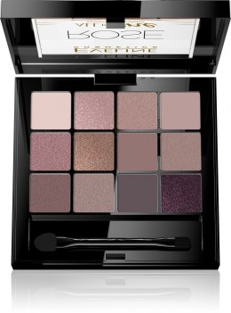 Eveline All in One Eyeshadow Palette Cienie do powiek Rose - paletka 12g