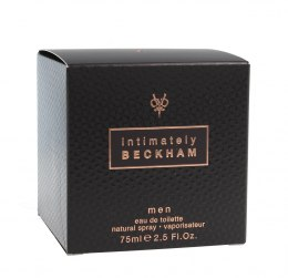 David Beckham Intimately Woda toaletowa 75ml