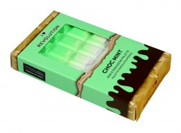 I Heart Revolution Chocolate Mini Paletka cieni do powiek (8) Choc Mint 2.7g
