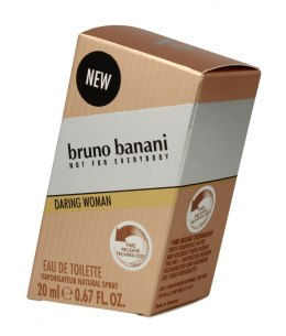 Bruno Banani Daring Woman Woda toaletowa 20ml