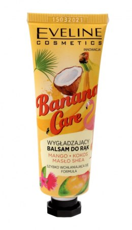 Eveline Balsam do rąk wygładzający Banana Care 50ml